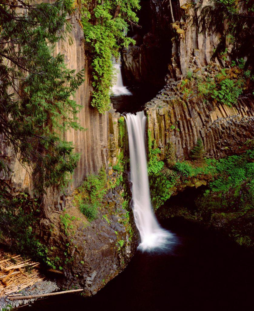 Roseburg Chamber Toketee Falls Or_1997_103_Falls
